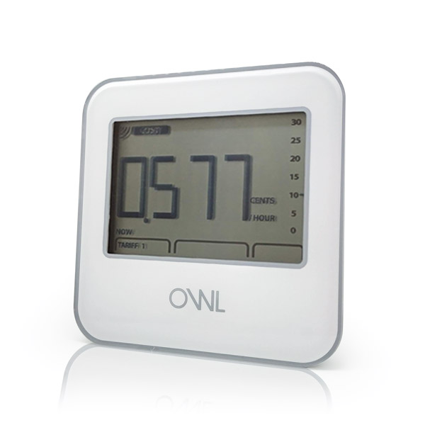 owl electricity monitor user manual