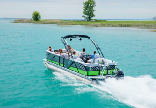 Crest pontoon boat owners manual