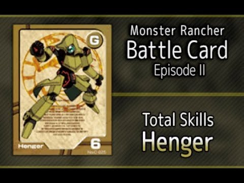 Monster rancher 2 how to get all cards