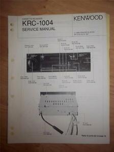kenwood remote control rc 406 instruction booklet
