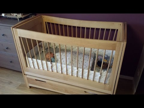 gro time cot assembly instructions