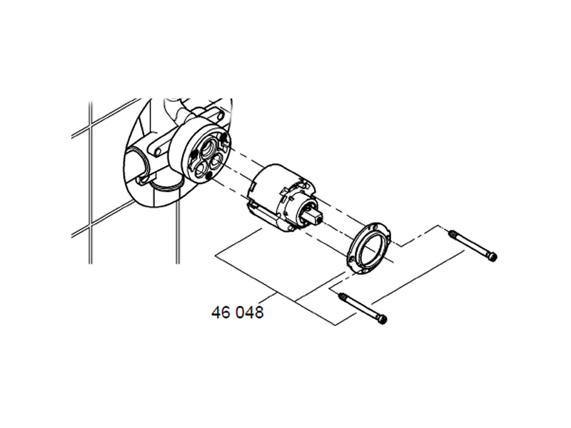 Grohe thermostatic shower valve manual