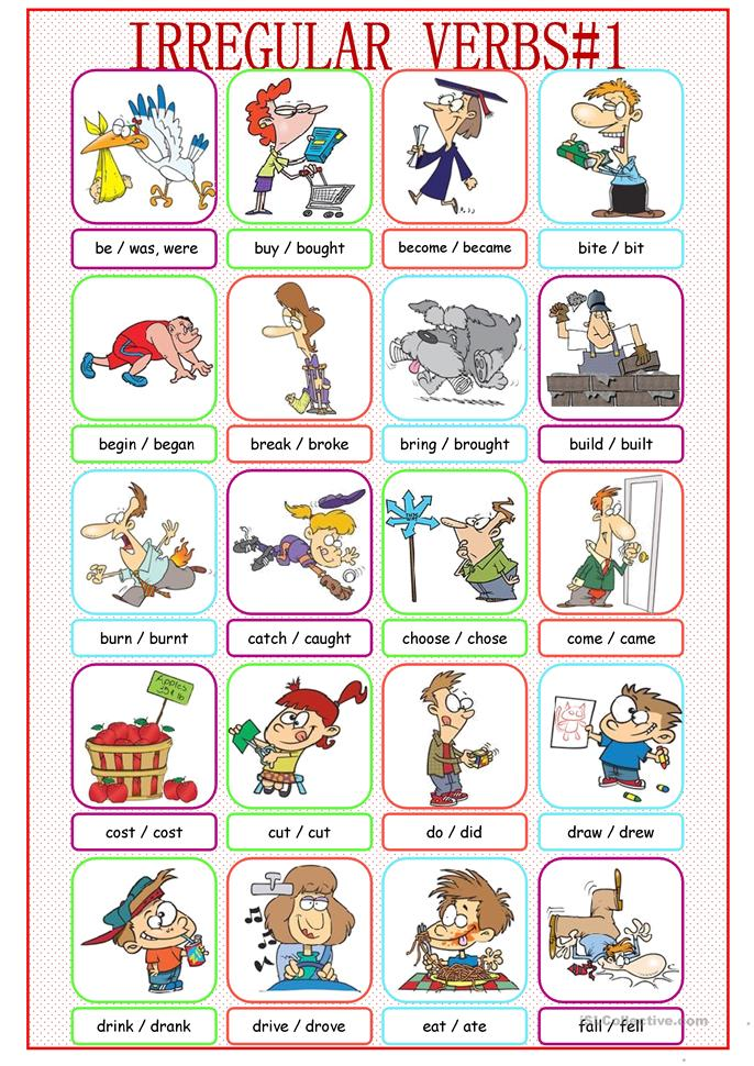 Words that is not verb in dictionary