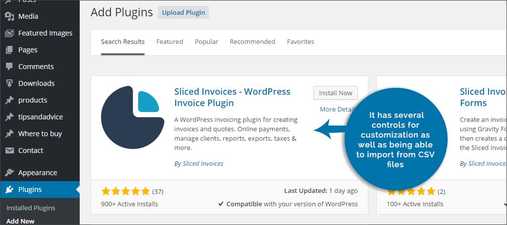 Sliced invoices pdf invoice extension nulled