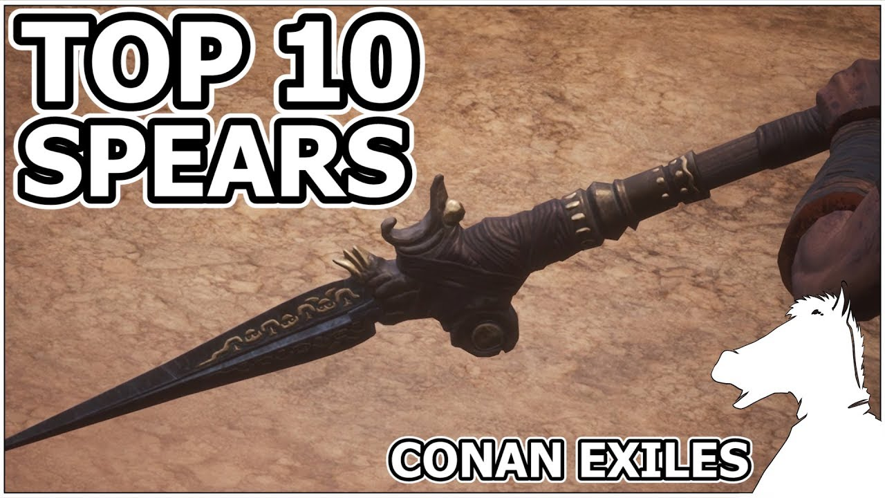 Conan exiles how to get a good sowerd