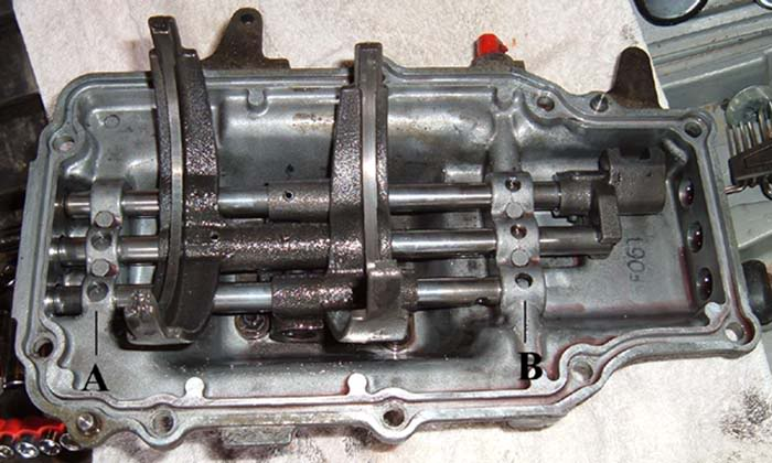 Ford truck 5 speed manual transmission