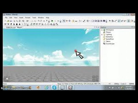 Roblox how to make a skybox