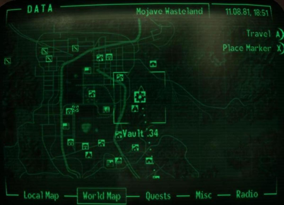 Fallout 3 survival guide snide answers