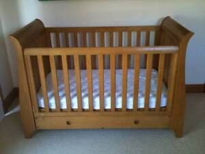 boori country classic cot instructions