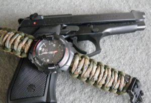 paracord watch band instructions