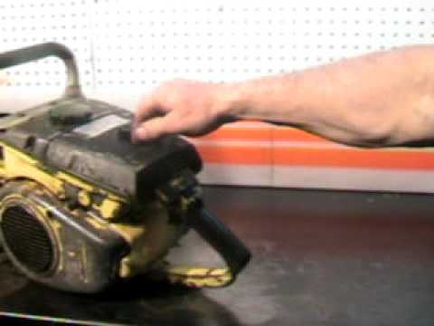 Poulan countervibe 3400 chainsaw manual