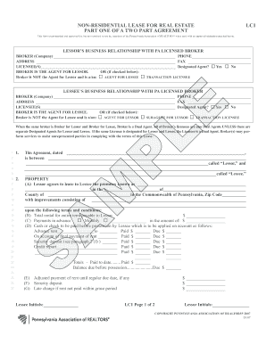 Residential lease agreement arizona association of realtors pdf