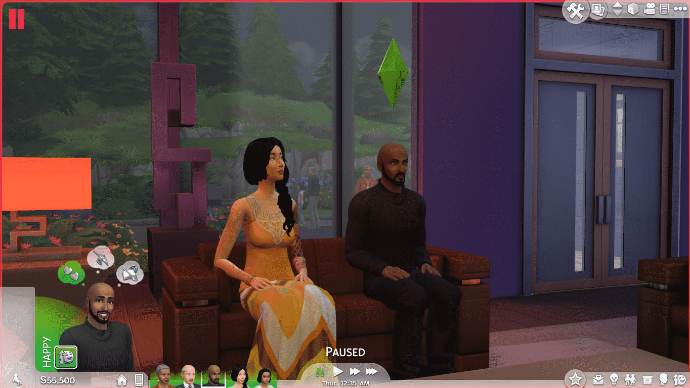 Sims 4 how to get rid of mailbox head